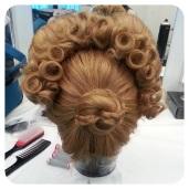 Elizebethan wig